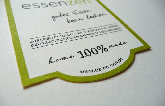 etiketten / essen-zen