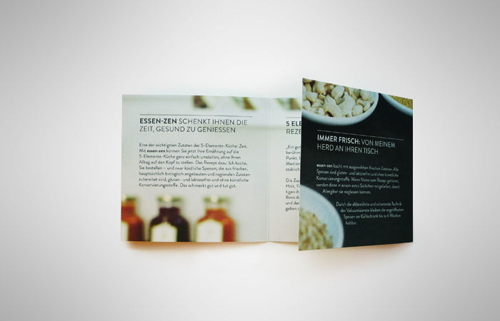 essen-zen / Folder