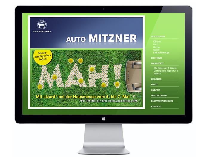 Auto Mitzner / Promotion