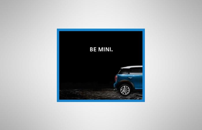 MINI / Web-banner