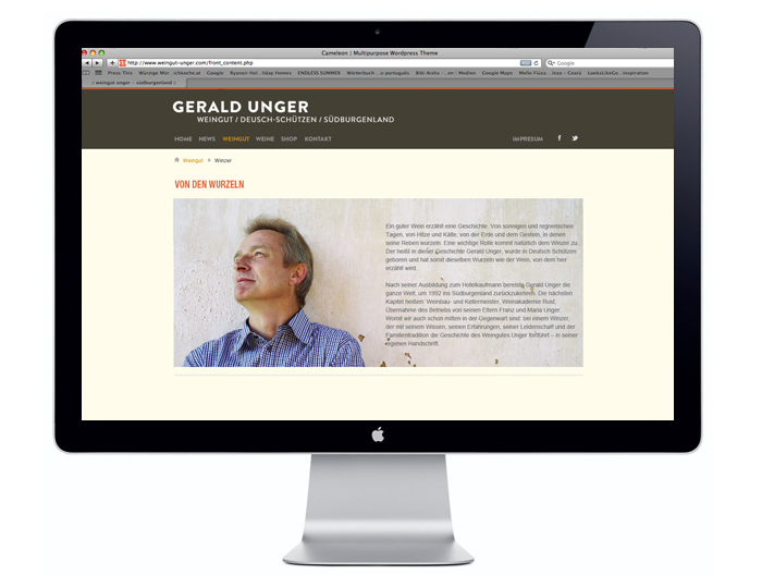 WEB / GERALD UNGER
