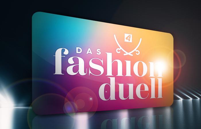 Fashion Duell / Logo & Sendungsverpackung