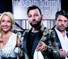 Fashion Duell // Logo & Sendungsverpackung