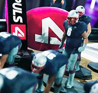 Eventgestaltung // NFL – Puls 4